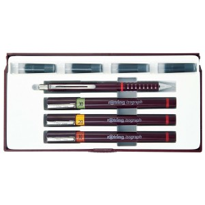 Set Rotring Isograph Junior