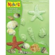 Matrita Modelaj Flexibila - Sea Shells