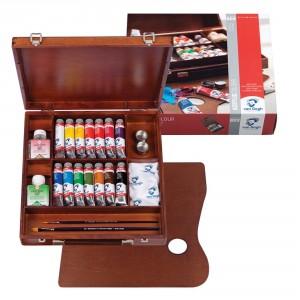 Set culori acrilice Van Gogh Inspiration Box