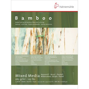 Hartie Bamboo Mix Media 265 gr