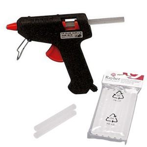 Mini pistol de lipit cu silicon
