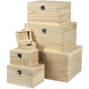 Cutie din lemn 57542/1