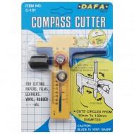 Compas cutter Dafa 15cm