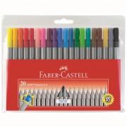 Set linere Faber-Castell Grip 0.4 mm