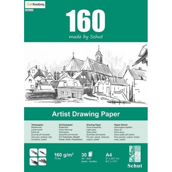 Hartie Schut Artist Drawing 160g