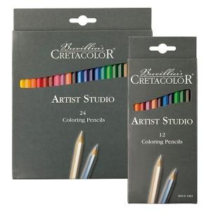 Seturi creioane colorate Artist Studio