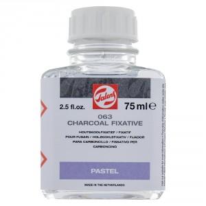 Fixativ pentru creion, carbune sau pastel Talens 063 - 75 ml.