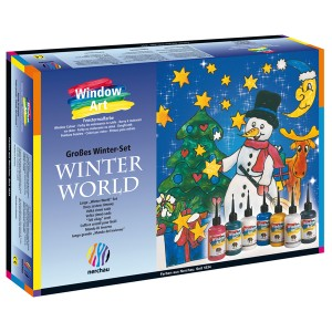 Set Window Color Winterworld