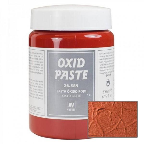 Pasta acrilica Vallejo Red Oxid Paste