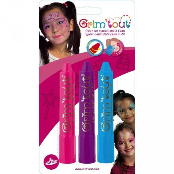 Set 3 carioci Grimtout - Princess