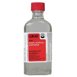 Mediu acrilic de intarziere Lukas 125 ml.