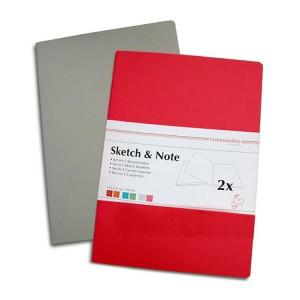 Caiete pt desen Sketch&Note - pachet 2 buc.