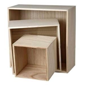 Cutie din lemn 57637