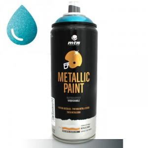 Spray cu vopsea MTN PRO Metallic Paint