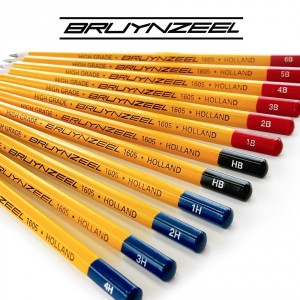 Creion Burotek Graphite Pencil