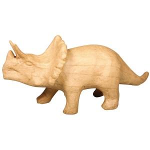 Forme papier mache - Triceraptos