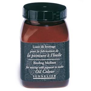 Liant pt culori ulei Sennelier 200 ml.