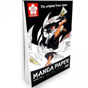 Bloc de desen Sakura Manga A4