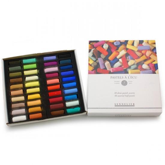 set pastel Sennelier Ecu 40 1/2