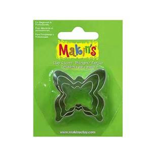 Set 3 forme modelaj Makin's Fluturi