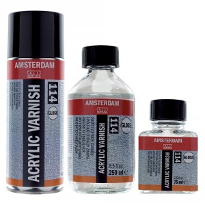 Vernis acrilic Amsterdam Gloss 114