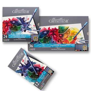Set creioane colorate Marino