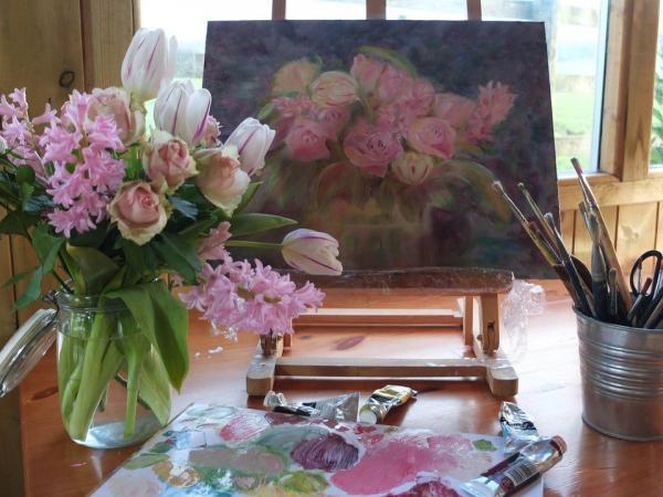 Top 10 recomandari pentru tehnica picturii in ulei