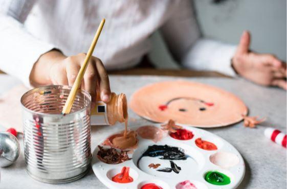 Trusa de baza a unui pictor: sfaturi pentru incepatori