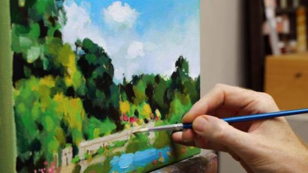 Ghid pentru incepatori: 5 pasi pe care sa ii urmezi in timp ce pictezi un tablou