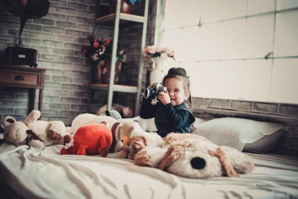 Moduri creative in care poti decora camera copilului
