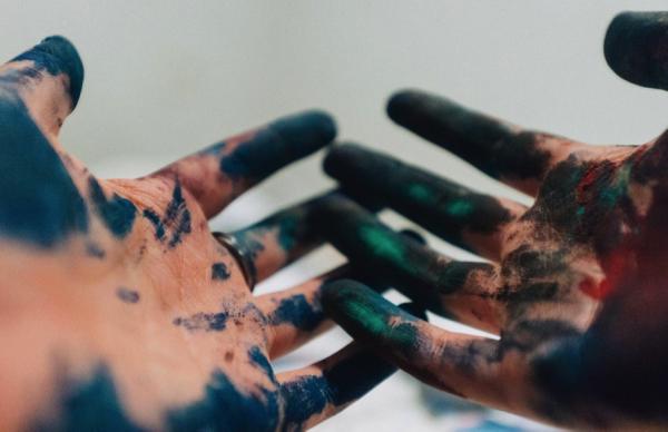 Culori complementare - ce sunt, care sunt, cum le folosesti in pictura?