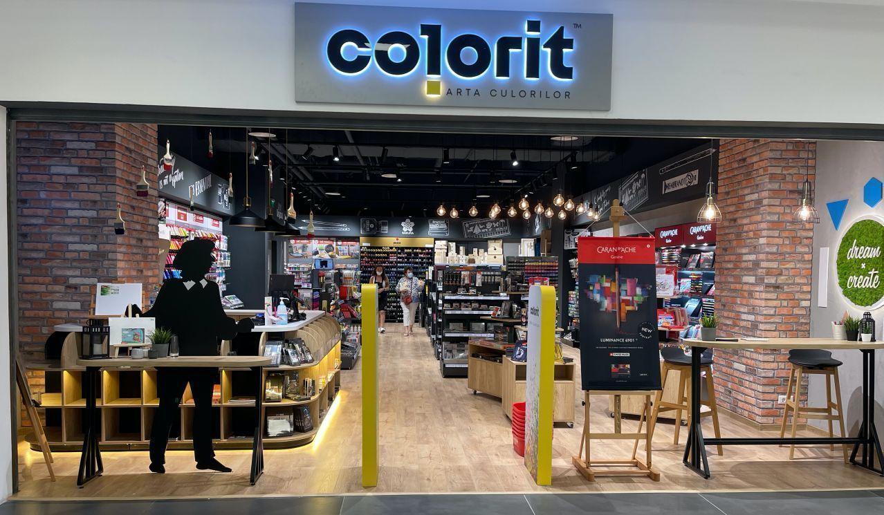 Magazin Colorit Plaza