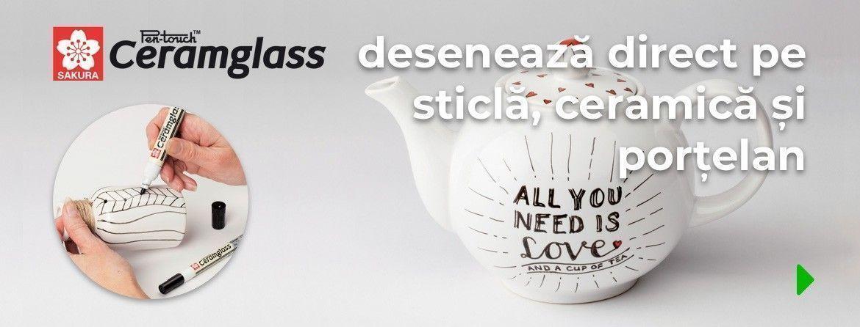 Markere ceramica