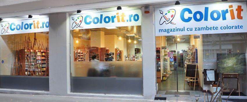 Magazin Colorit Sala Palatului exterior