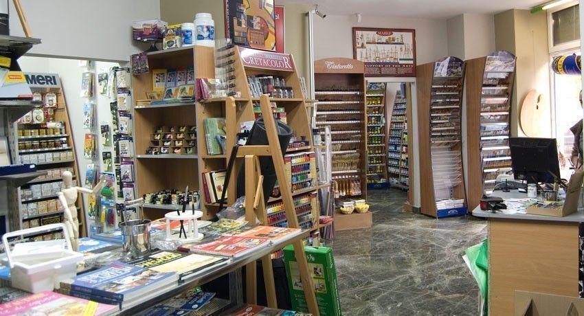 Magazin Colorit calea Grivitei 33 interior