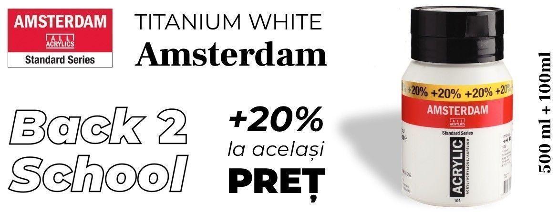 Culori acrilice Amsterdam 600ml