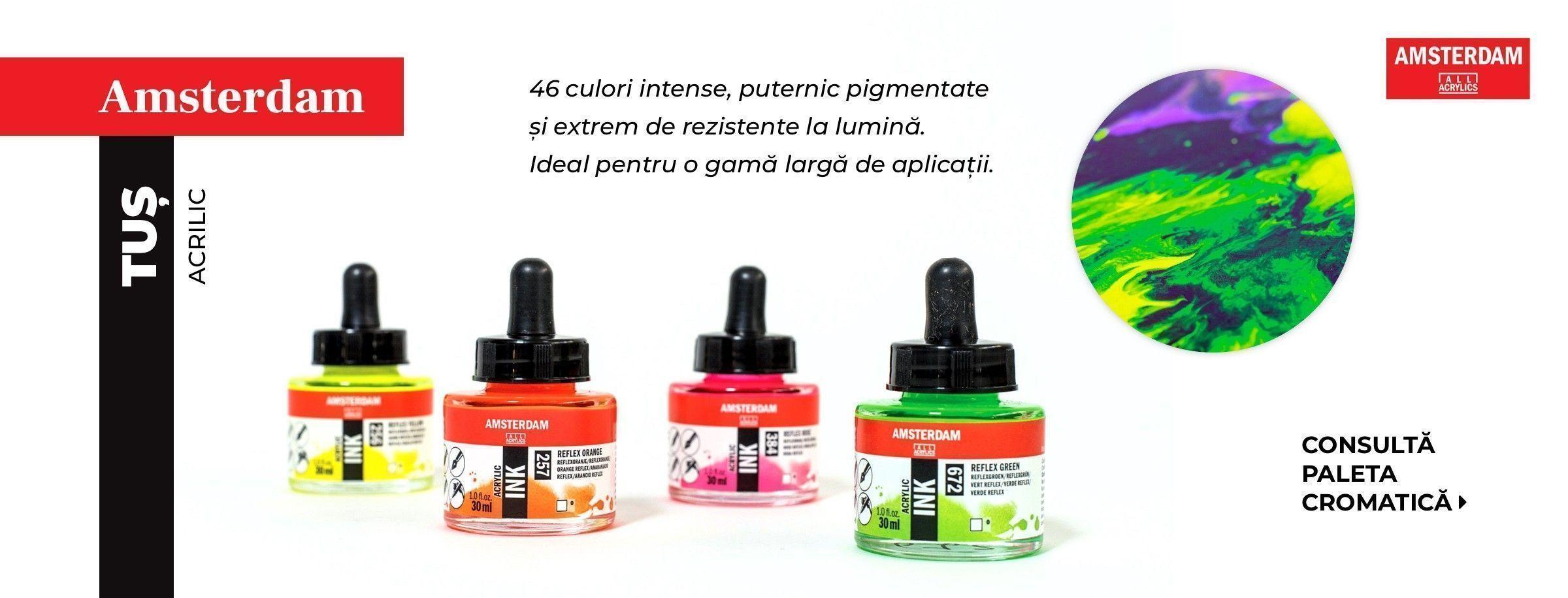 Tus acrilic Amsterdam Acrylic Ink