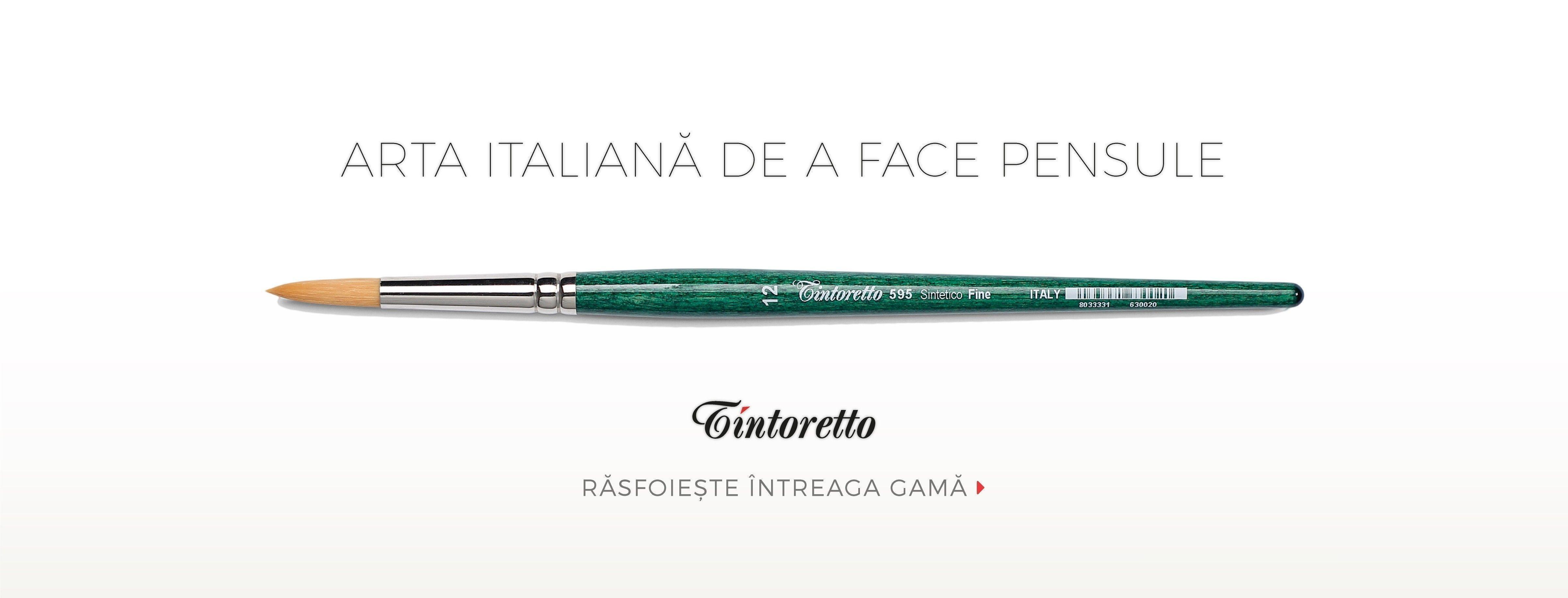 Pensule Tintoretto