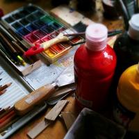 Dictionar de termeni in pictura. Ghid informativ in arta plastica