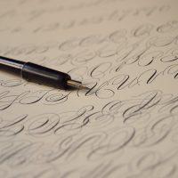 Stiloul - instrumentul perfect pentru desenat