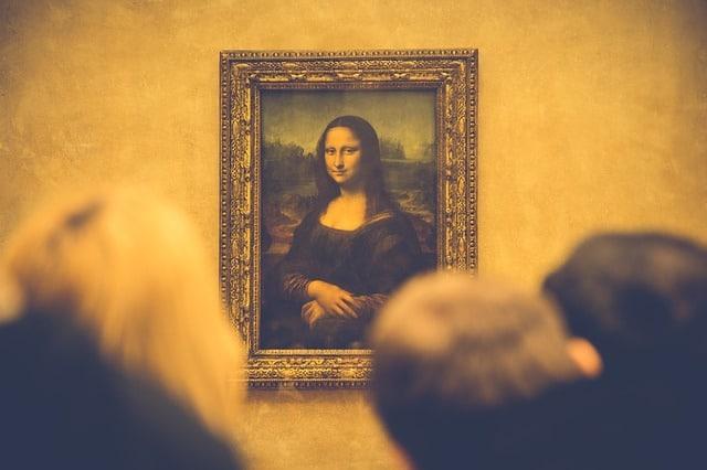 Tablou pictura Leonardo Da Vinci Artist Mona Lisa